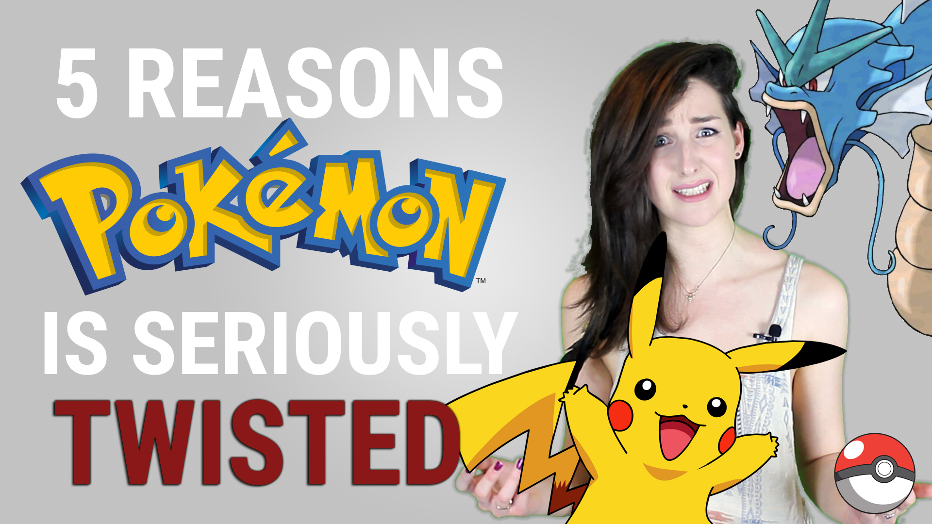 5 reasons Pokémon is seriously twisted