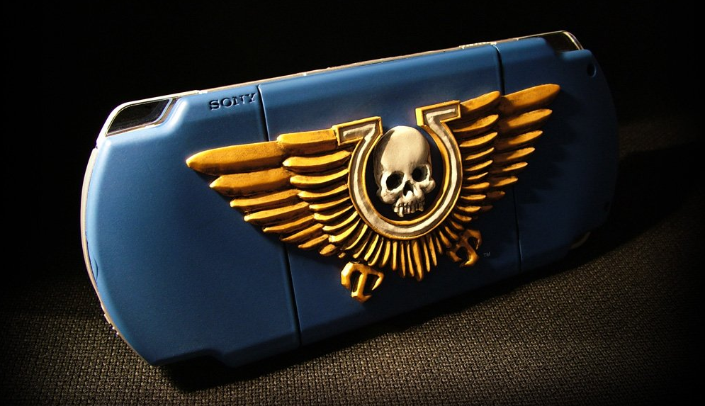 Win a Games Workshop-created Warhammer 40,000: Squad Command Limited Edition PSP