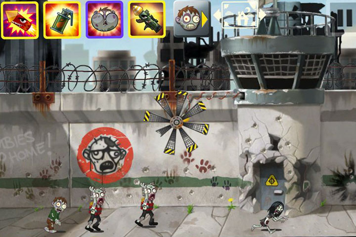 ZombieSmash! to get massive update including new campaign, zombies, weapons and IAP