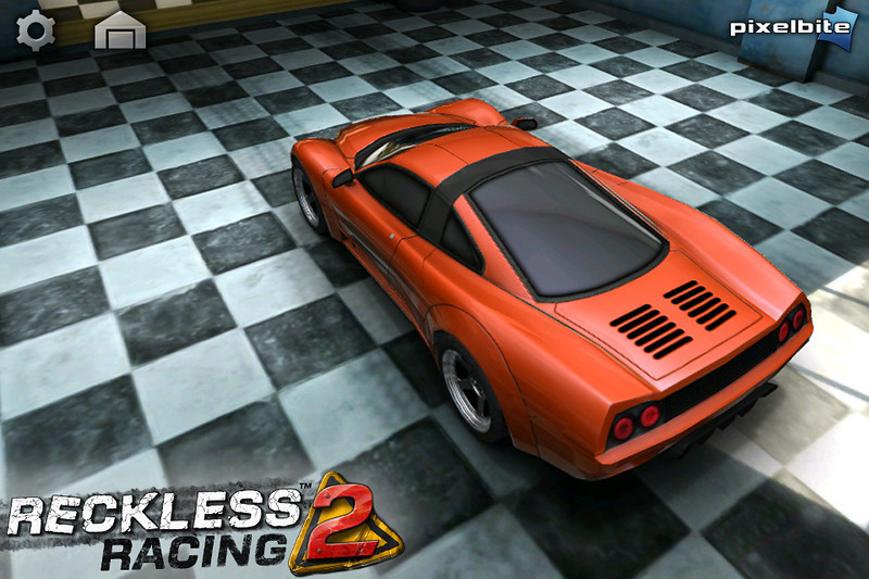 Reckless Racing 2 confirmed for Xperia Play