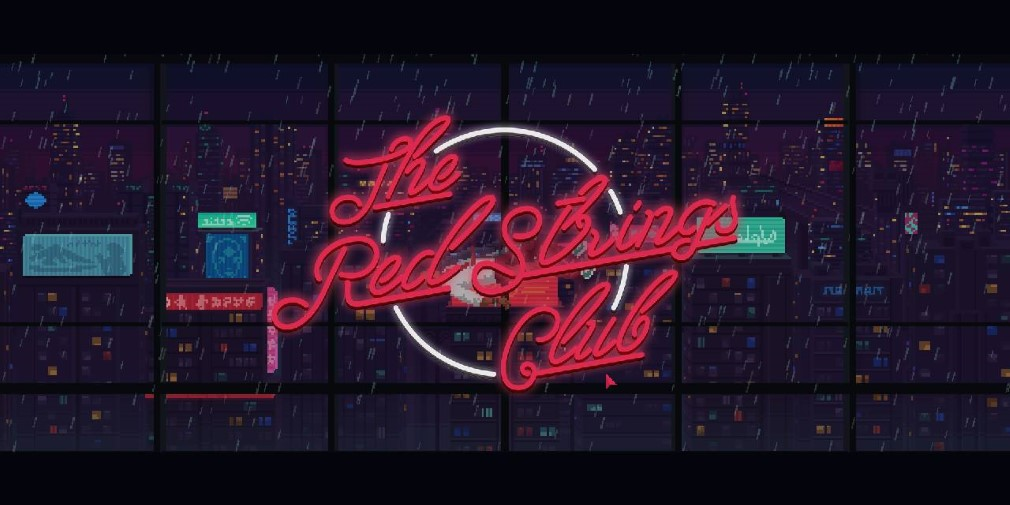 The Red Strings Club hasn't changed on Switch