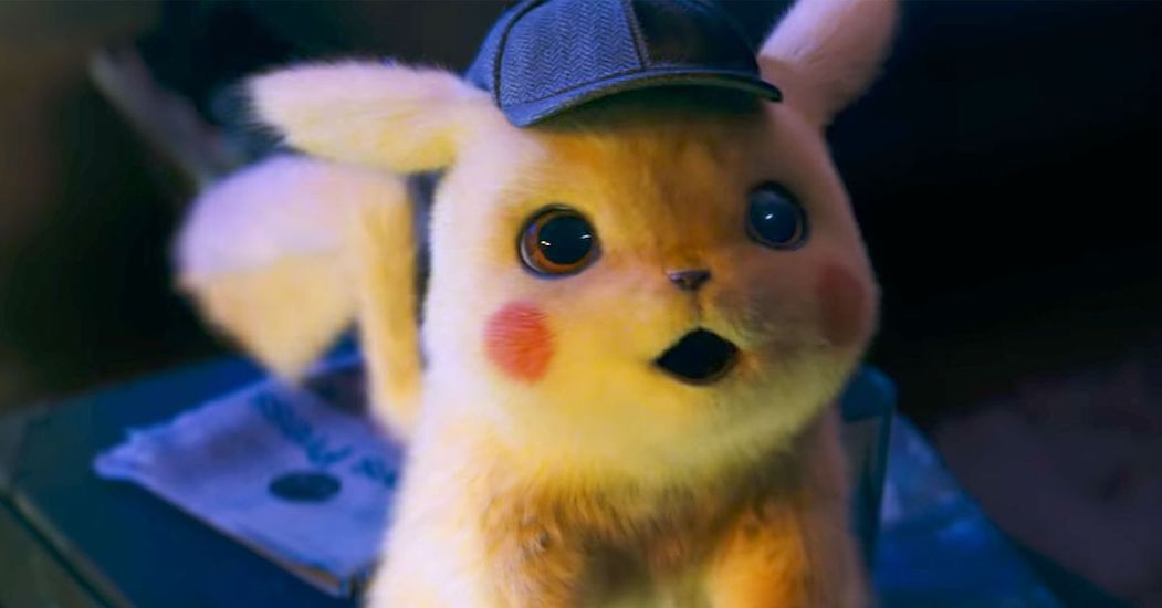 How do I catch a Detective Pikachu in Pokemon Go?