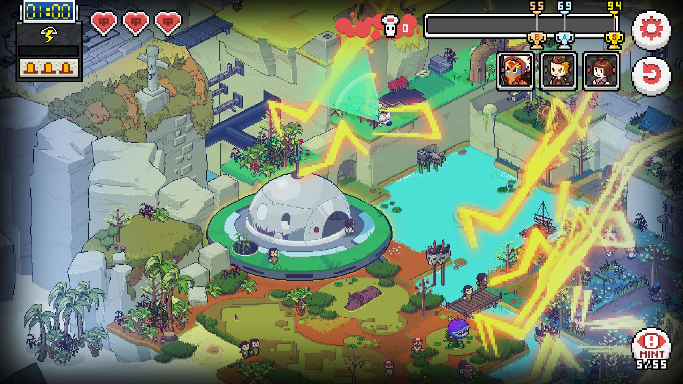 Death Coming has just landed on Android so it's time to reap puny, human souls