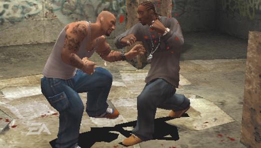 EA reveals E3 PSP quartet