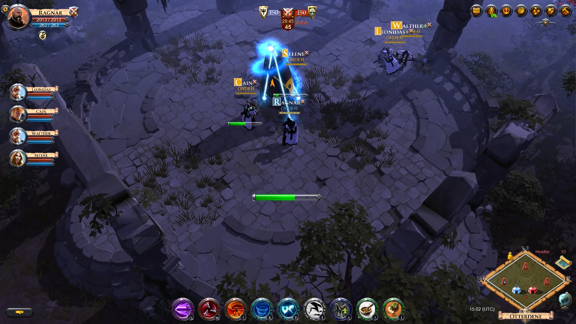 Albion Online moves into its final Beta August 1st