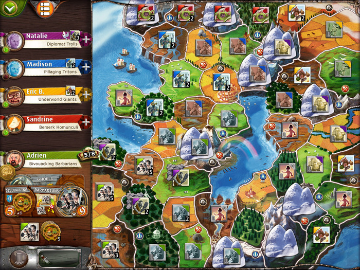 Days of Wonder releases a digital expansion for smash hit boardgame Small World