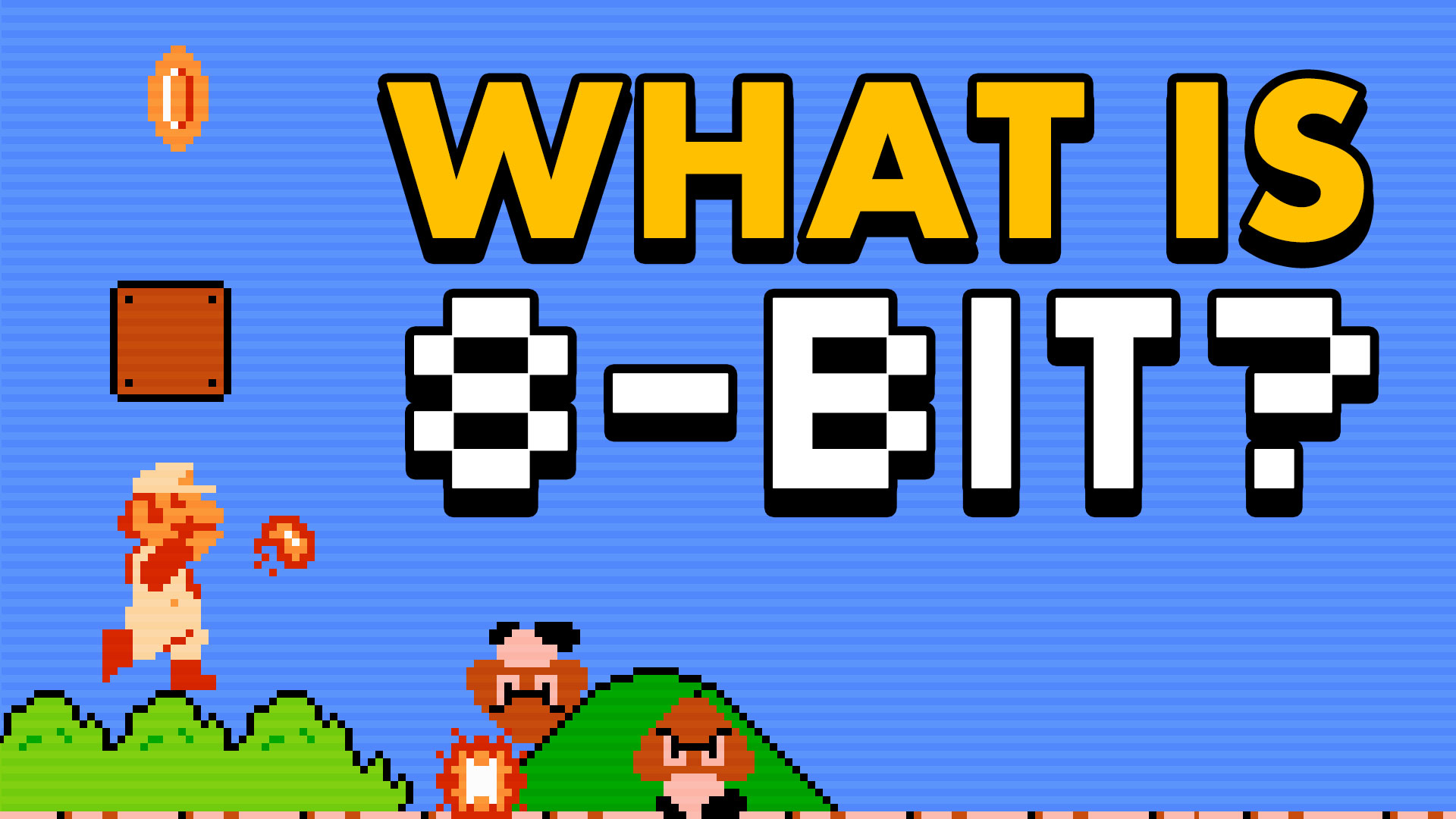 What are '8-bit' graphics anyway?