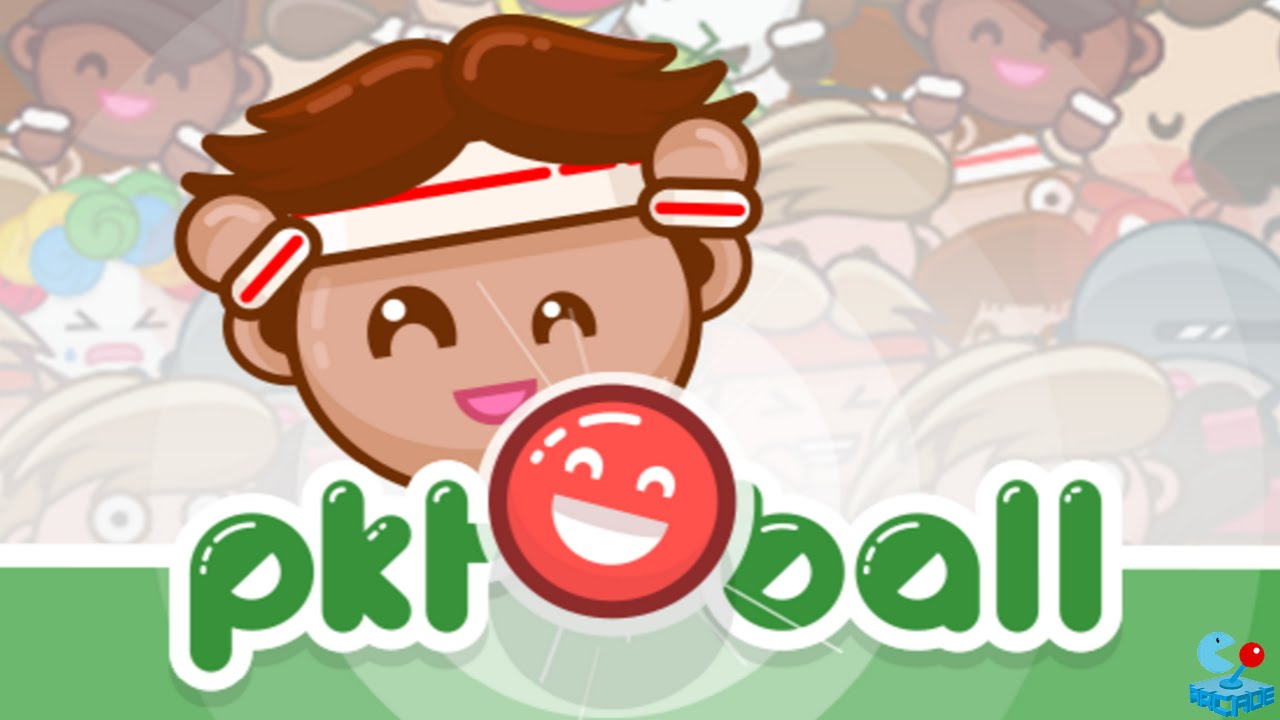PKTBALL is a fast-paced take on Tennis by the creators of Hopiko, out now