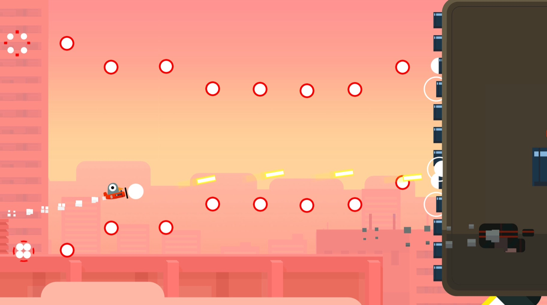 Fly like a eagle, shoot like a fighter jet in iOS arcade shmup Pigeon Wings