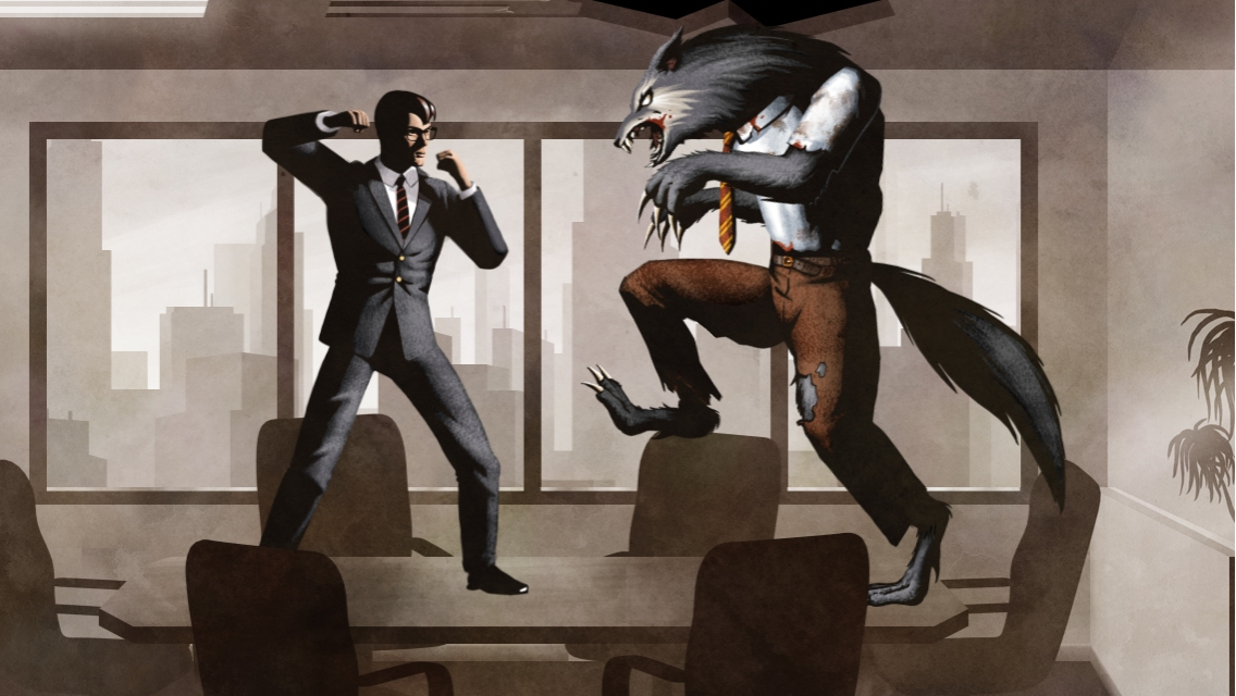 The best game on iOS this week - The Executive