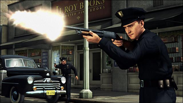 L.A. Noire icon
