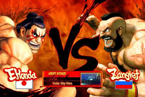 Test de Street Fighter IV Champion Edition