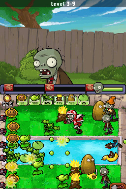Plants vs. Zombies DS released in Europe and Australia