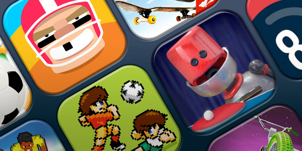 Top 25 sports games for iPhone and iPad