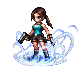 Hunt for treasure and ancient relics with Lara Croft in Final Fantasy Brave Exvius