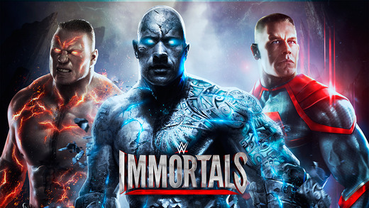 Out now: Superhero-themed WWE Immortals lays the smackdown on iOS