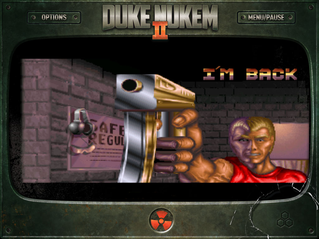 Duke Nukem II will celebrate its 20th Anniversary on iOS this April