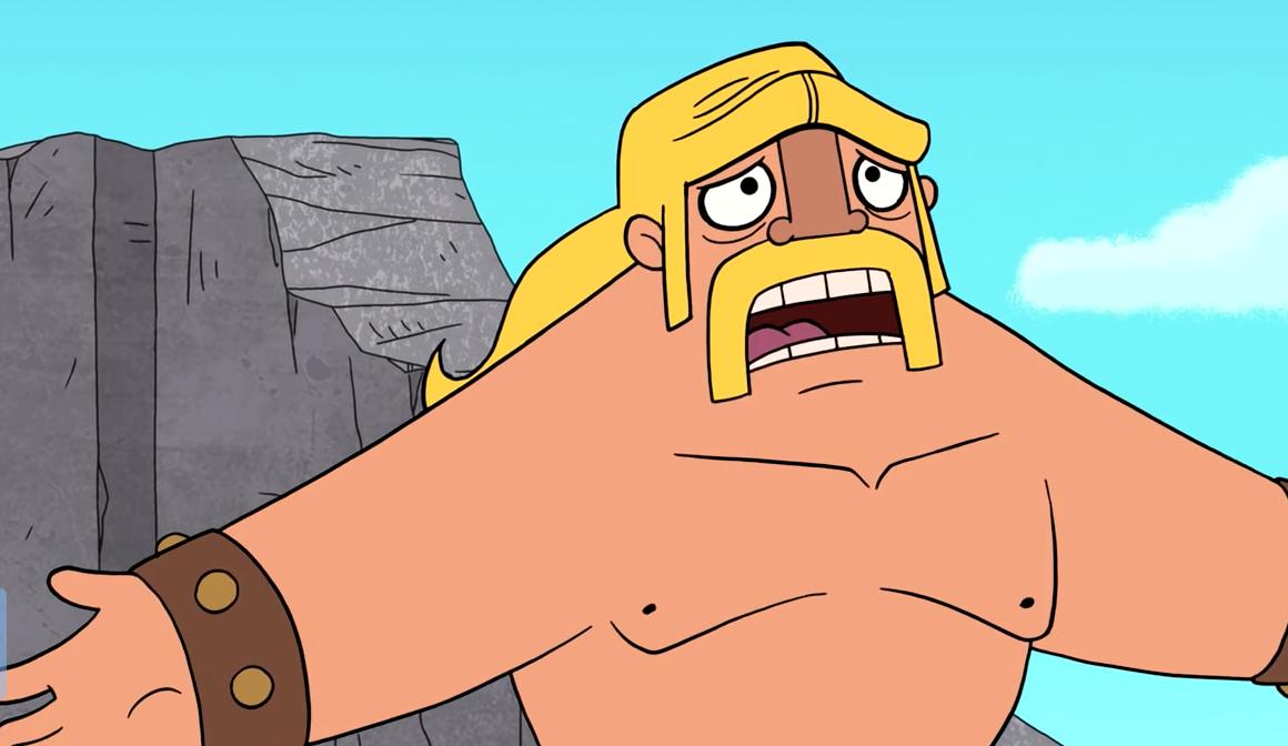 Looks like Clash of Clans is getting its own animated web series, Clash-A-Rama