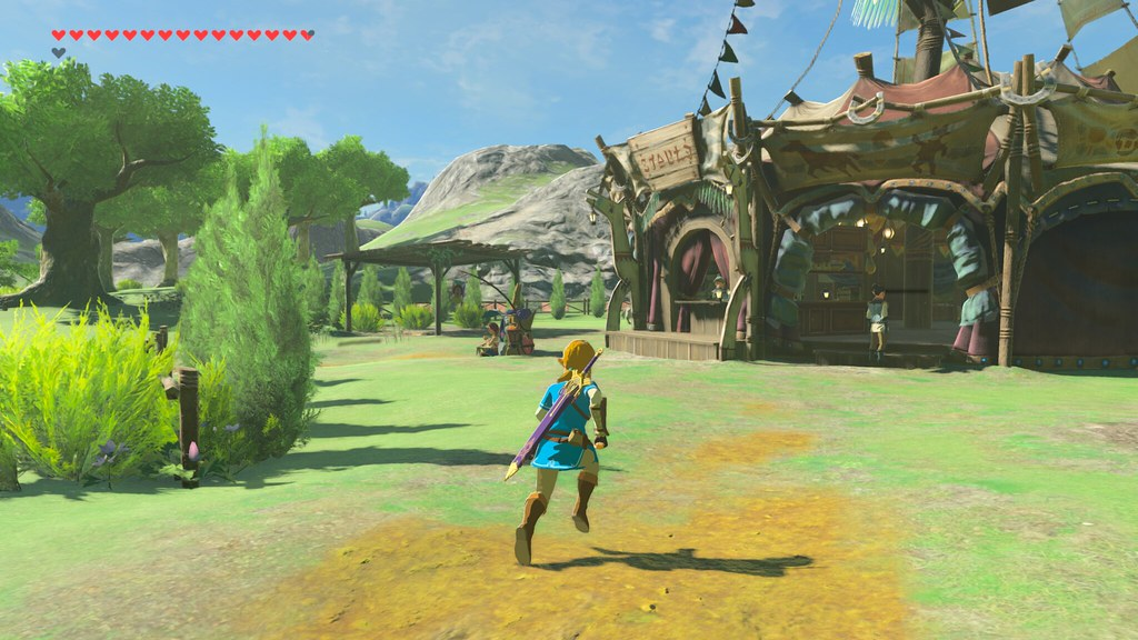 Retreading the same Hyrule for Breath of the Wild 2 is a big mistake