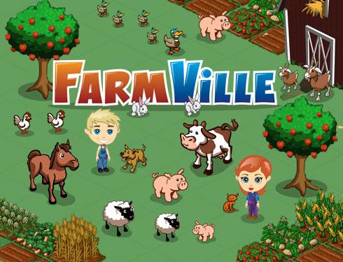 Unlock Lady Gaga's new album in freemium Facebook hit FarmVille now