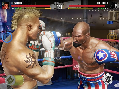 Get a first look at the incredibly detailed Real Boxing 2