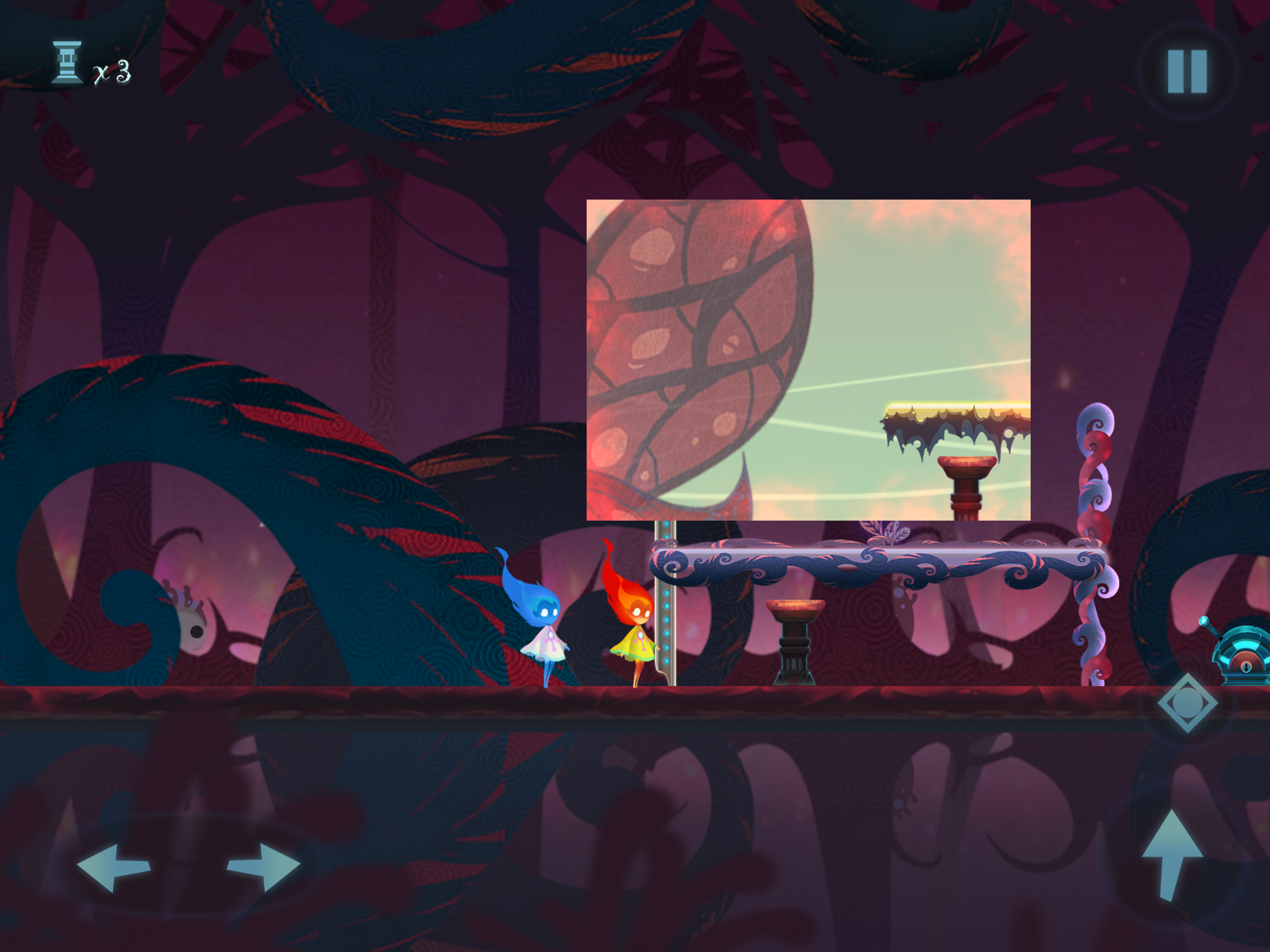 Lit the Torch review - A clever dimension swapping platformer with some good ideas