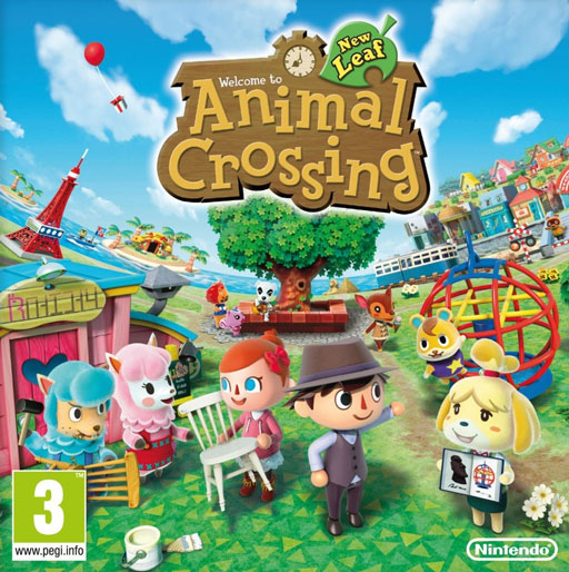 Animal Crossing: New Leaf and more join Nintendo's Selects range from June 29th