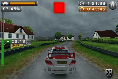 Rally Master Pro (iPhone)
