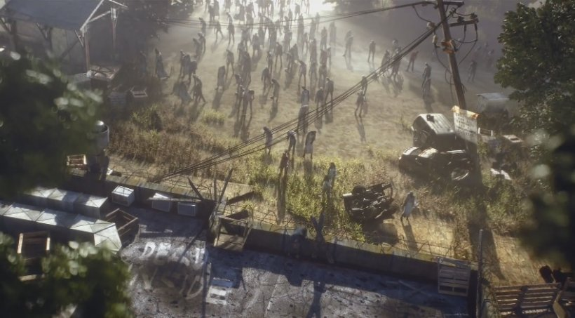 The Walking Dead: No Man's Land trailer teases new mobile exclusive by Next Games and AMC