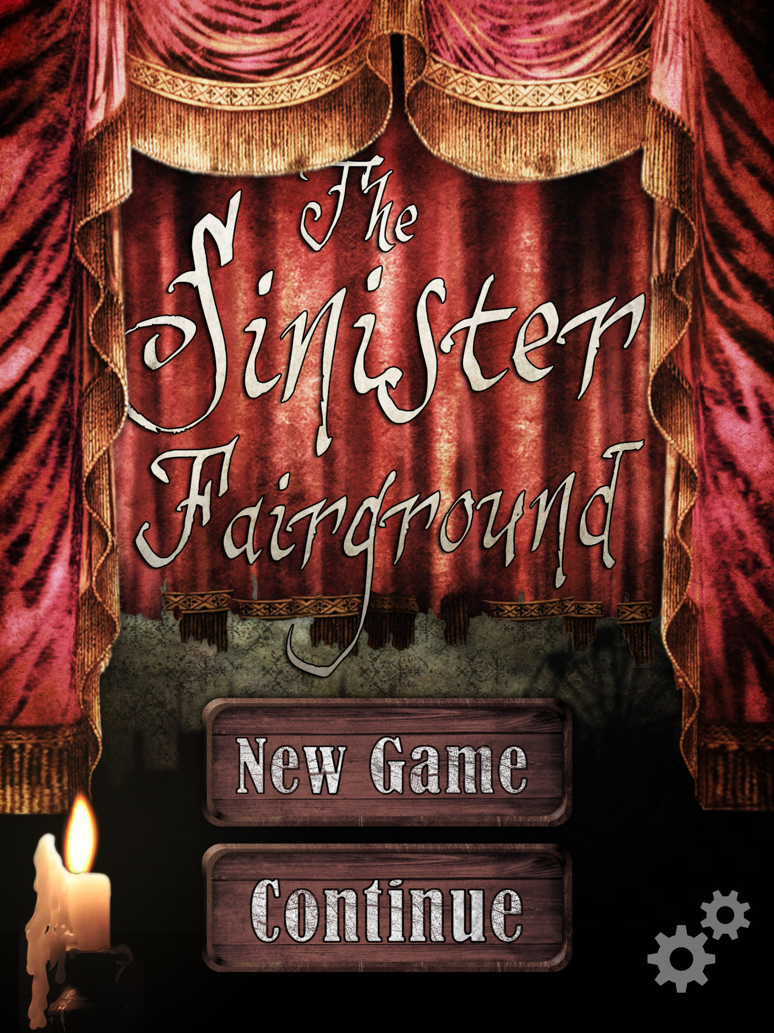 Overcome puzzles, enigmas, and mysterious creatures in interactive gamebook The Sinister Fairground [Sponsored]