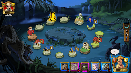 Jumanji: The Mobile Game review - A digital board game worth roaring over?