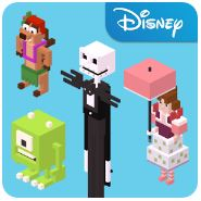 Time to get creepy with Disney Crossy Road's Nightmare Before Christmas update
