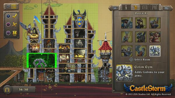 Silver Award-winning Vita game CastleStorm will catapult onto iOS and Android this spring