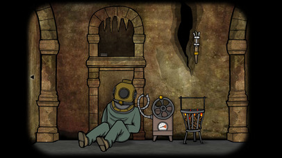 Cube Escape: The Cave review - A decently creepy point-n-click