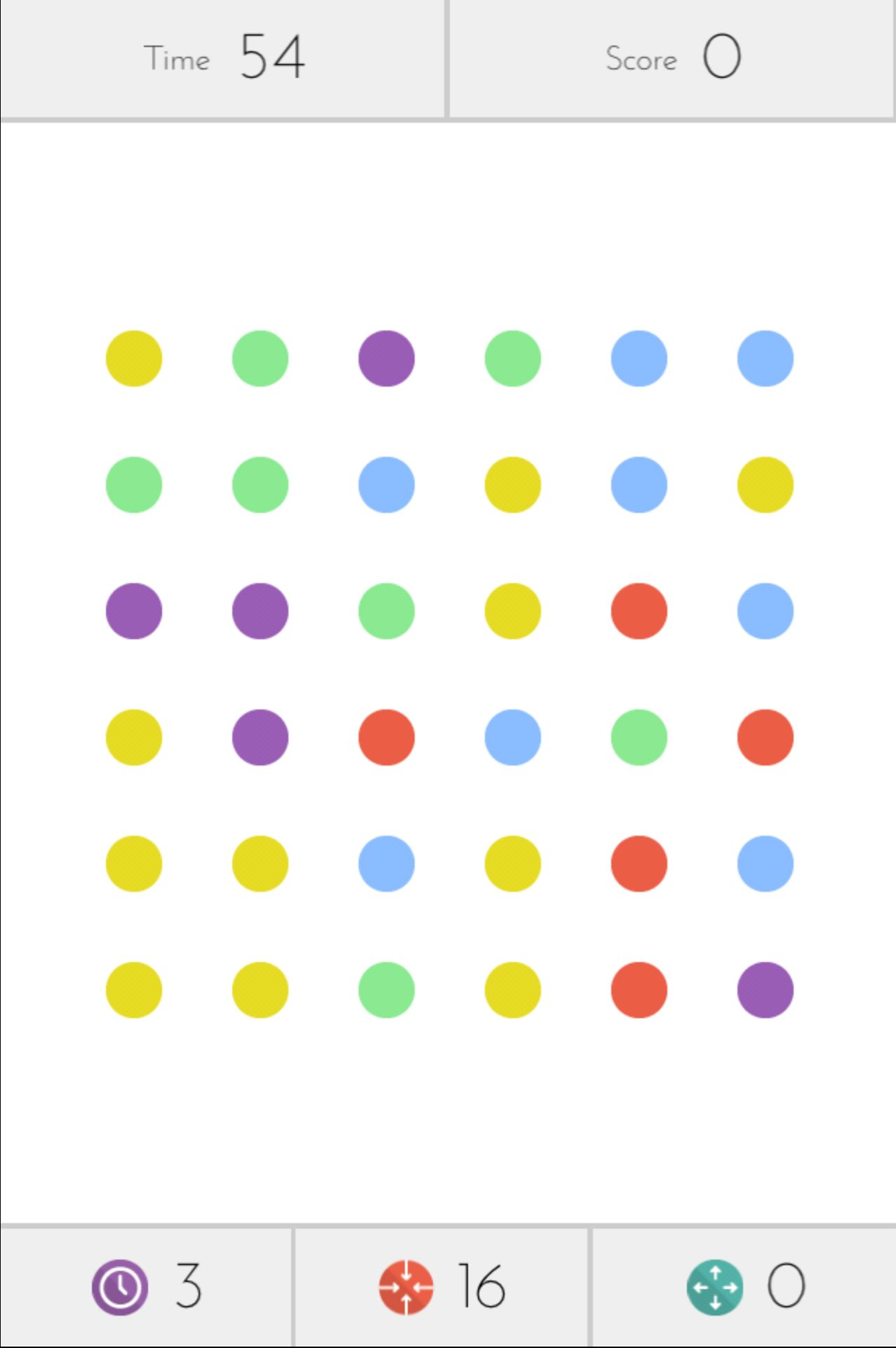 Addictive match-'em-up Dots arrives on Android and gets a new mode