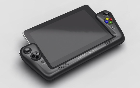 Android-powered gaming tablet Wikipad heading to the UK on September 27th