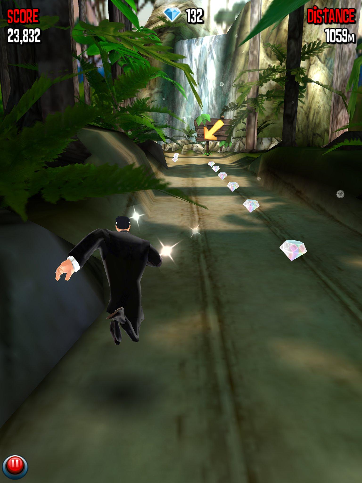 Agent Dash!