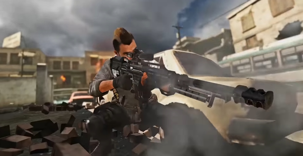 Everything you might have missed in the Call of Duty Mobile announcement trailer