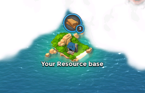 Resource Base guide for Boom Beach