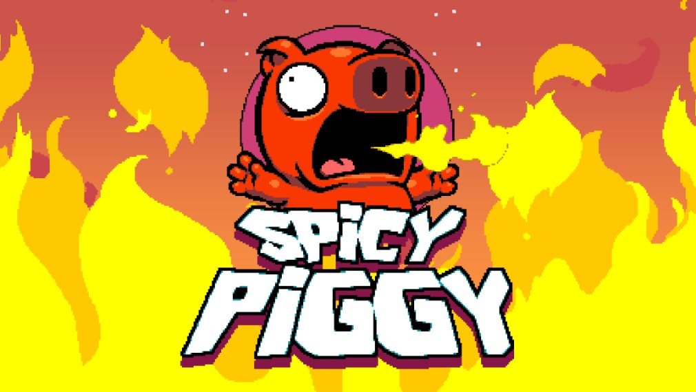 "Spicy Piggy review - ""A super hot, super hardcore platformer"""