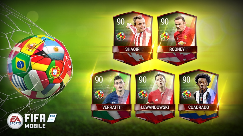 FIFA Mobile has some new events to tie in with the World Cup qualifying campaign