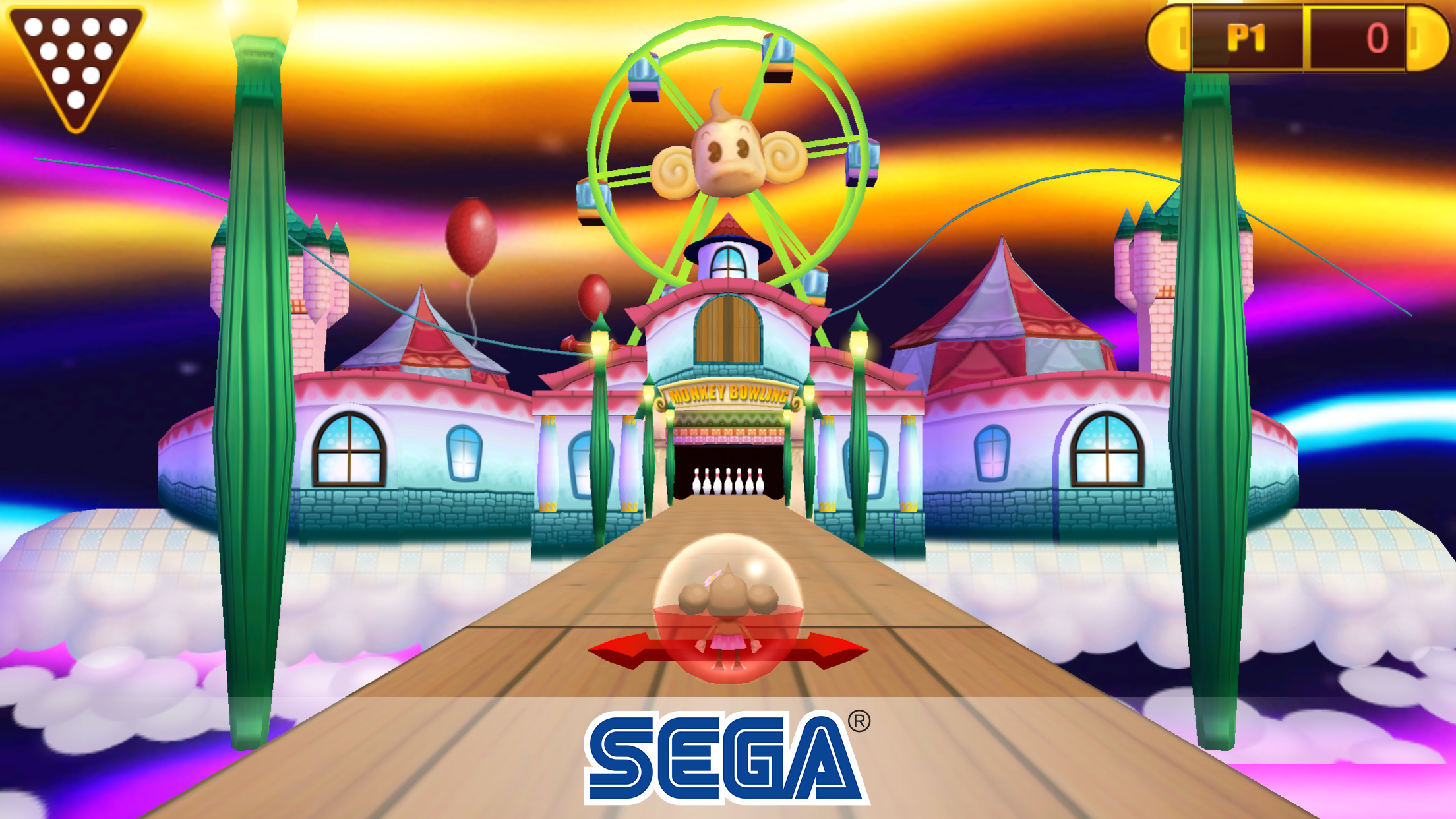 Super Monkey Ball Mobile,N-Gage (original),PS Vita,Windows Phone, screenshot