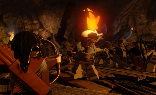 LEGO The Hobbit is coming to Vita and 3DS in April in Europe and the US