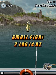 рыбалка 128 на 160