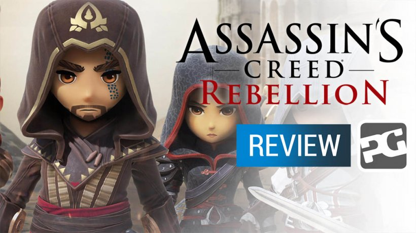 Assassin's Creed Rebellion video review -