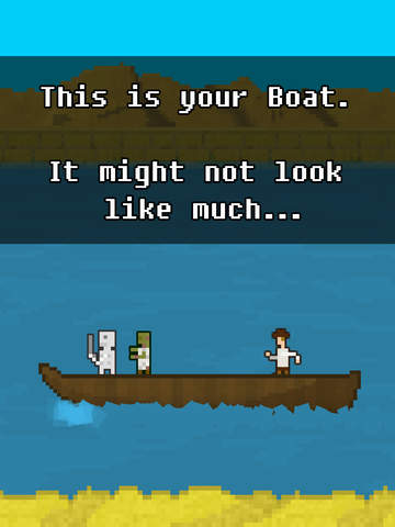 Out at midnight - You Must Build A Boat is the monster sequel to 1000000