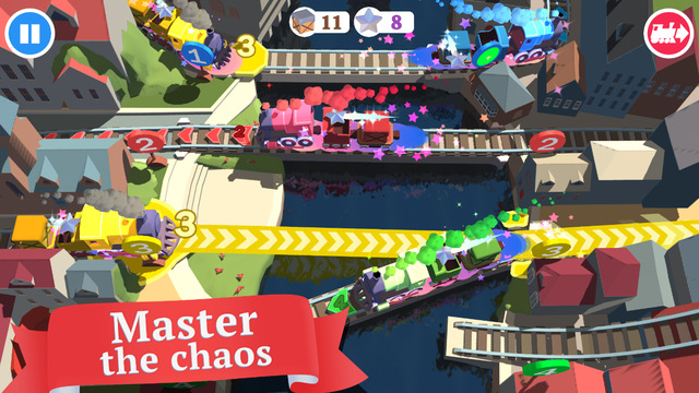 The Voxel Agents returns with puzzler Train Conductor World: European Railway, out now