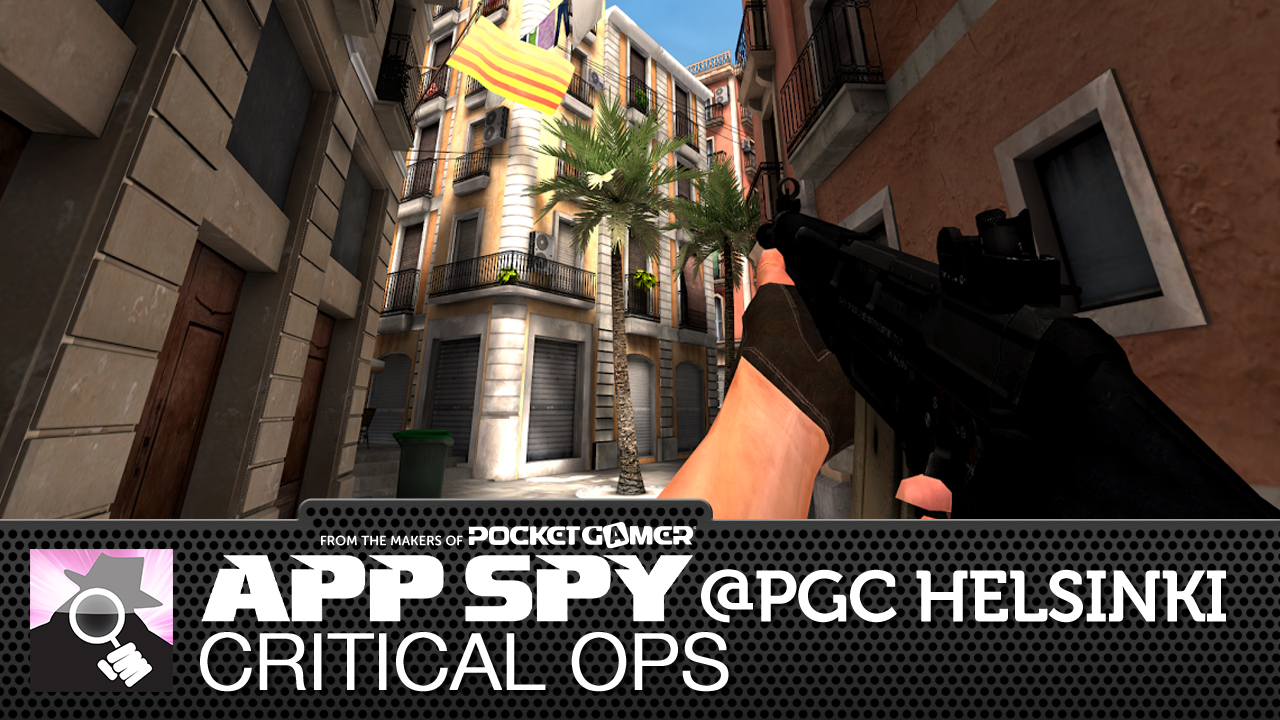 #PGCHelsinki: Critical Ops is looking to give Counter-Strike a run for its money