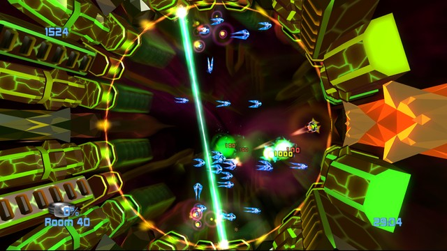Crescent Moon to publish PomPom's psychedelic shooter Mutant Storm on iOS