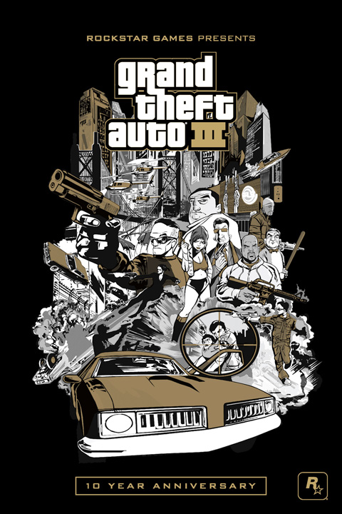 Grand Theft Auto III to get a facelift for Nvidia Kal-El Android release